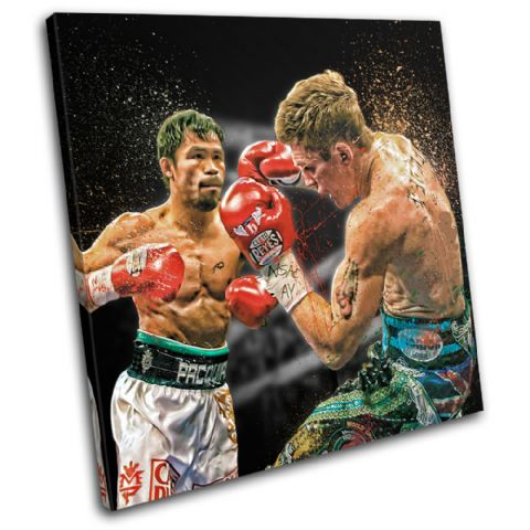 Boxing Pacquiao Hatton Sports - 13-1904(00B)-SG11-LO
